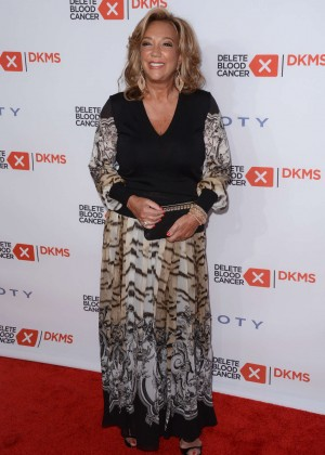 Denise Eisenberg Rich - 10th Annual Delete Blood Cancer DKMS Gala in New York