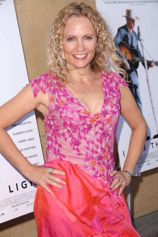 Denise Gossett - 'I Saw the Light' Premiere in Los Angeles