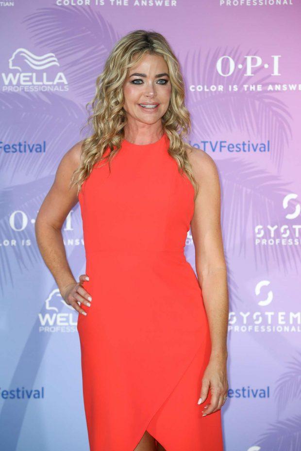 Denise Richards - 2019 Monte Carlo TV Festival - TV Series Party