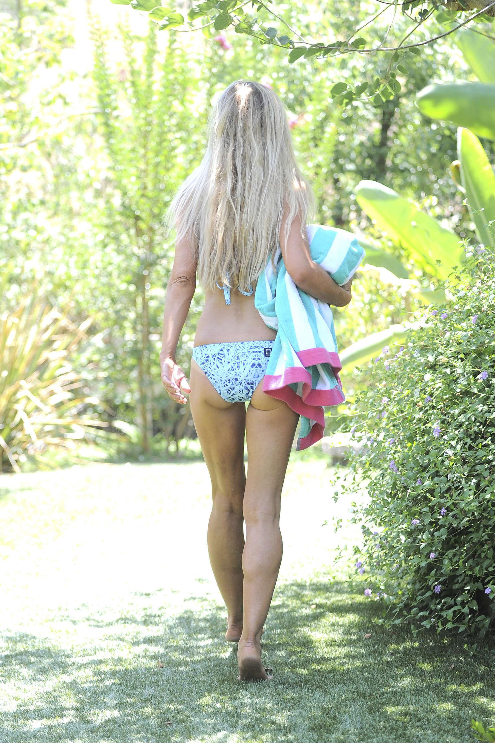 Full Size Van >> Denise Richards in Bikini 2016 -05 - GotCeleb