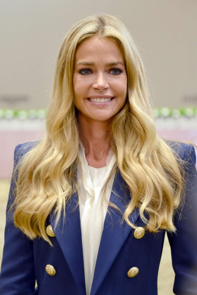 Denise Richards – Longines Masters of Los Angeles