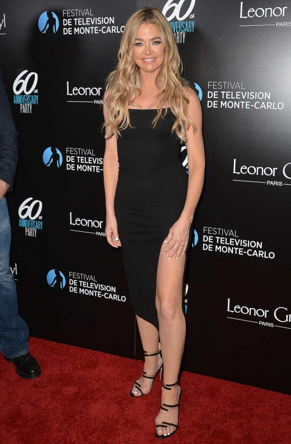 Denise Richards - Monte-Carlo Television Festival Party in Los Angeles