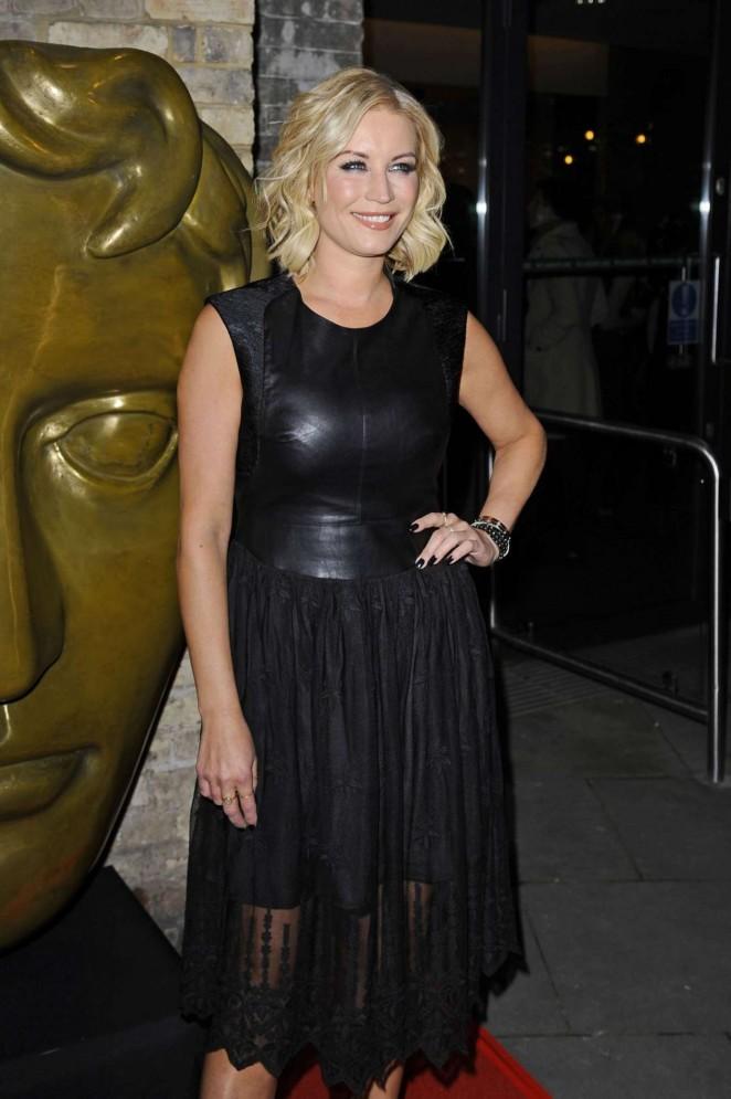 Denise Van Outen - 2015 British Academy Childrens Awards in London