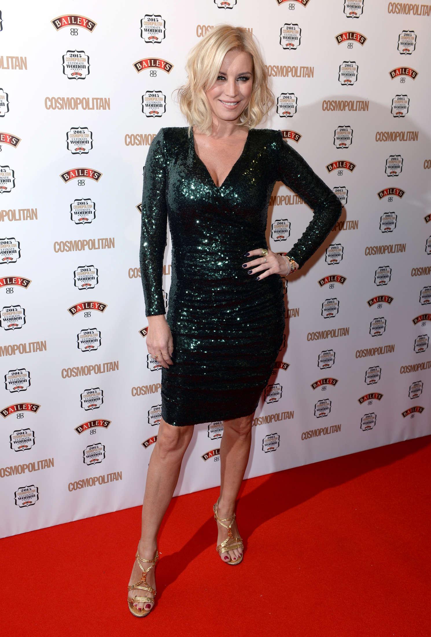 Denise Van Outen - Cosmopolitan Ultimate Women Of The Year Awards 2015 in London