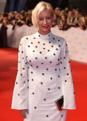 Denise van Outen - National Television Awards 2018 in London