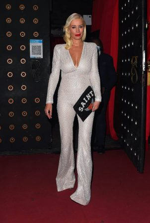Denise Van Outen - Pictured at Proud Embankment Club in London
