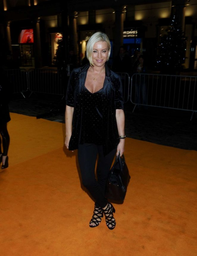 Denise Van Outen - Sushisamba Launch in London