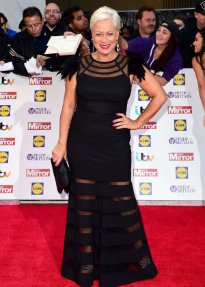 Denise Welch - 2015 Pride of Britain Awards in London