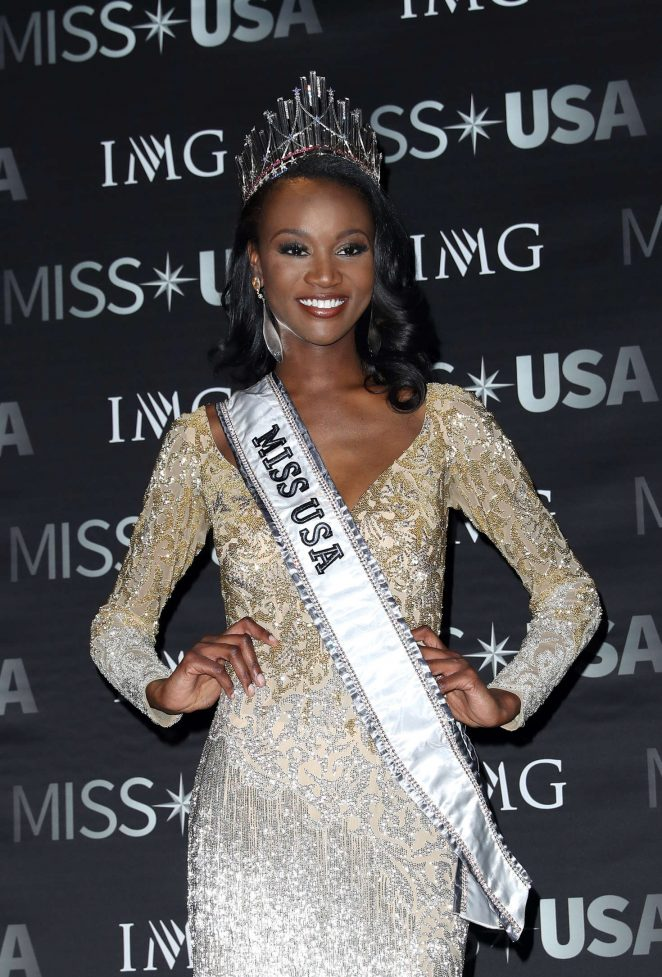 Deshauna Barber - 2016 Miss USA