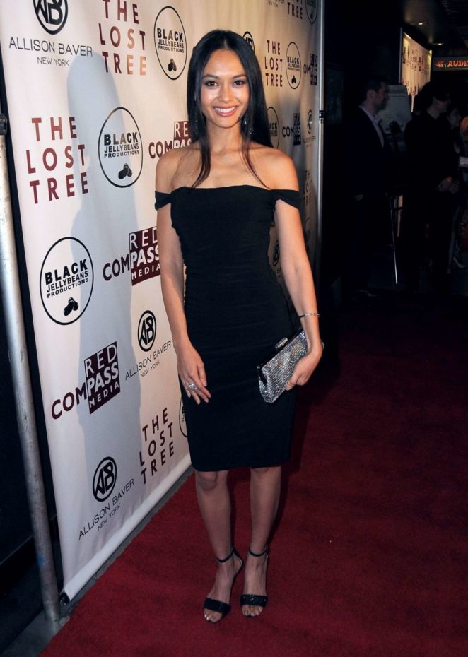 Desiree Ann Siahaan - 'The Lost Tree' Premiere in Los Angeles