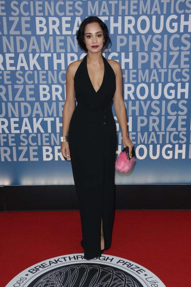Devika Bhise - 5th Annual Breakthrough Prize Ceremony in Mountain View