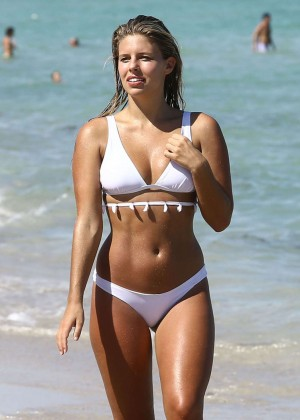 Devin Brugman and Natasha Oakley in Bikini -01