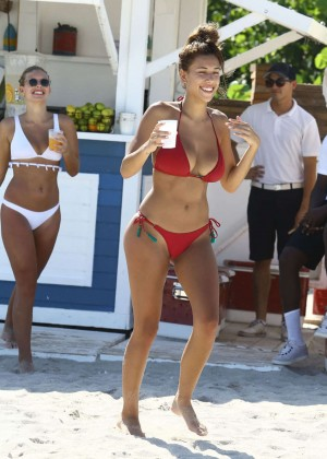 Devin Brugman and Natasha Oakley in Bikini -11