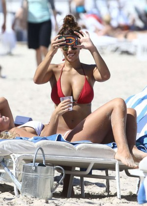 Devin Brugman and Natasha Oakley in Bikini -15