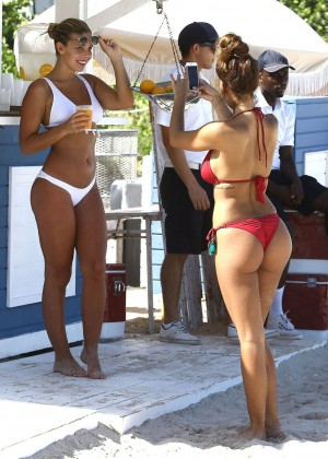 Devin Brugman and Natasha Oakley in Bikini -19