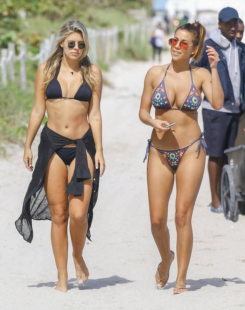 Natasha Oakley 2016 : Devin Brugman and Natasha Oakley in Bikinis -05