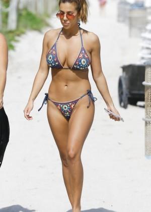 Devin Brugman and Natasha Oakley in Bikinis -07