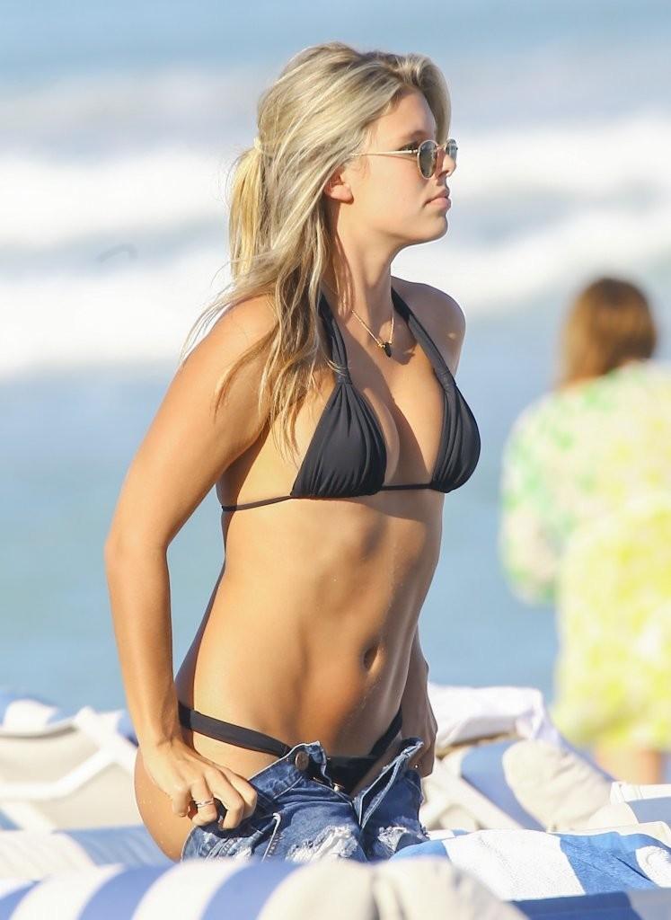 Natasha Oakley 2016 : Devin Brugman and Natasha Oakley in Bikinis -15