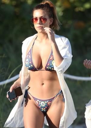 Devin Brugman and Natasha Oakley in Bikinis -19