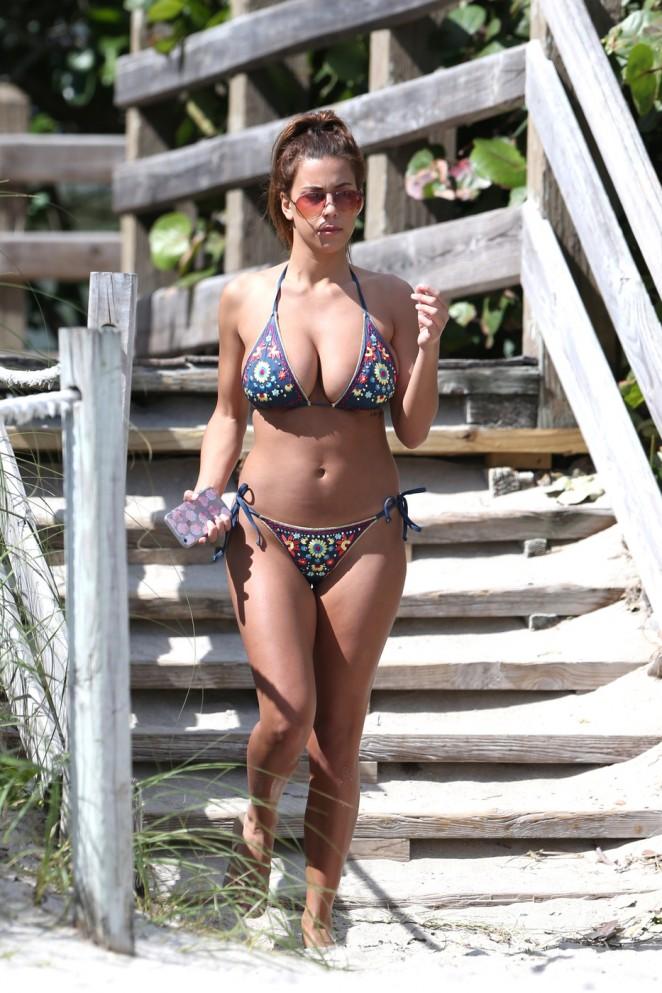 Natasha Oakley 2016 : Devin Brugman and Natasha Oakley in Bikinis -20
