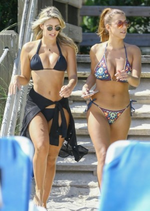 Devin Brugman and Natasha Oakley in Bikinis -22