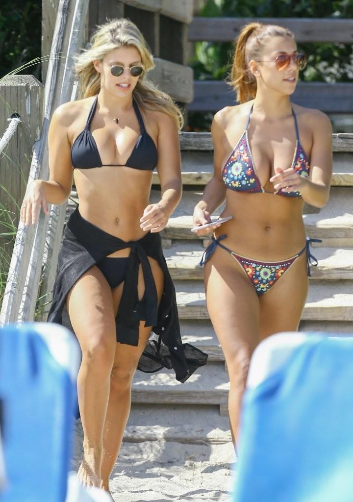 Natasha Oakley 2016 : Devin Brugman and Natasha Oakley in Bikinis -22