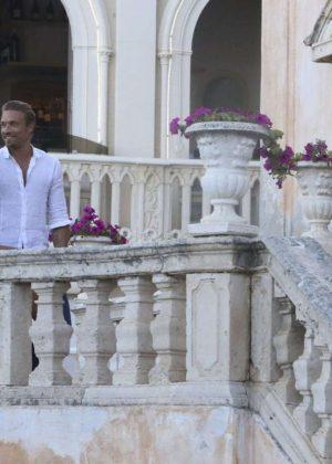 Devin Brugman And Natasha Oakley out in Taormina