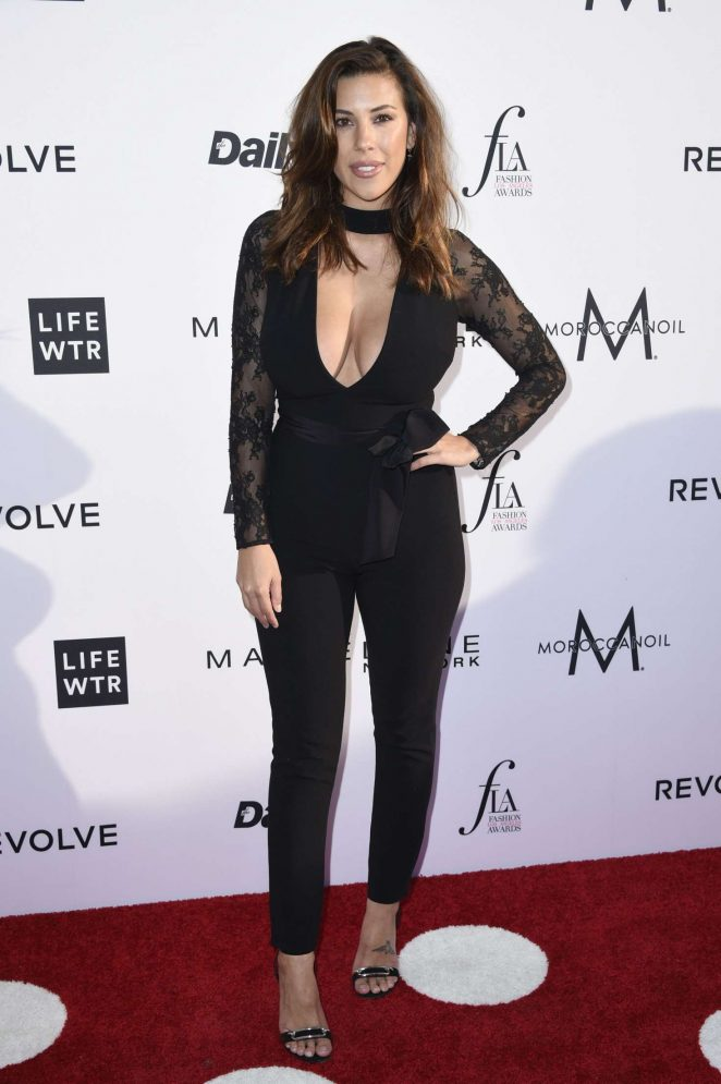 Devin Brugman - Daily Front Row's 3rd Annual Fashion LA Awards in West Hollywood