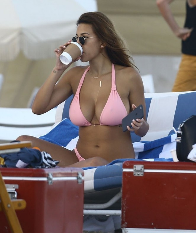 Devin Brugman: Hot in Pink Bikini -07