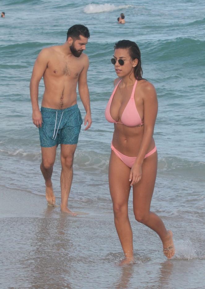 Devin Brugman: Hot in Pink Bikini -08