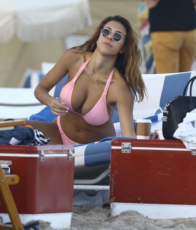 Devin Brugman: Hot in Pink Bikini -28