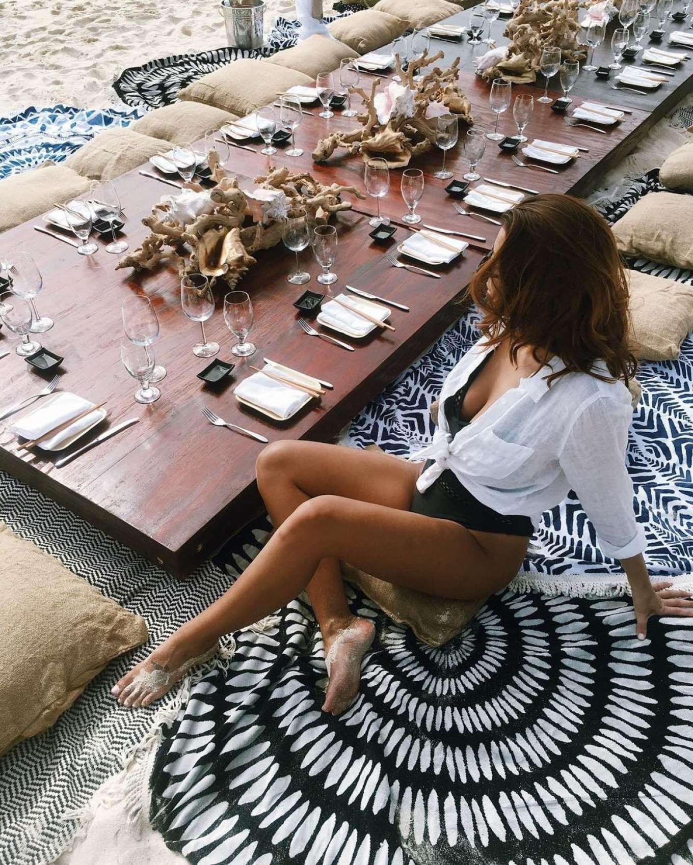 Candice Swanepoel Instagram Video images