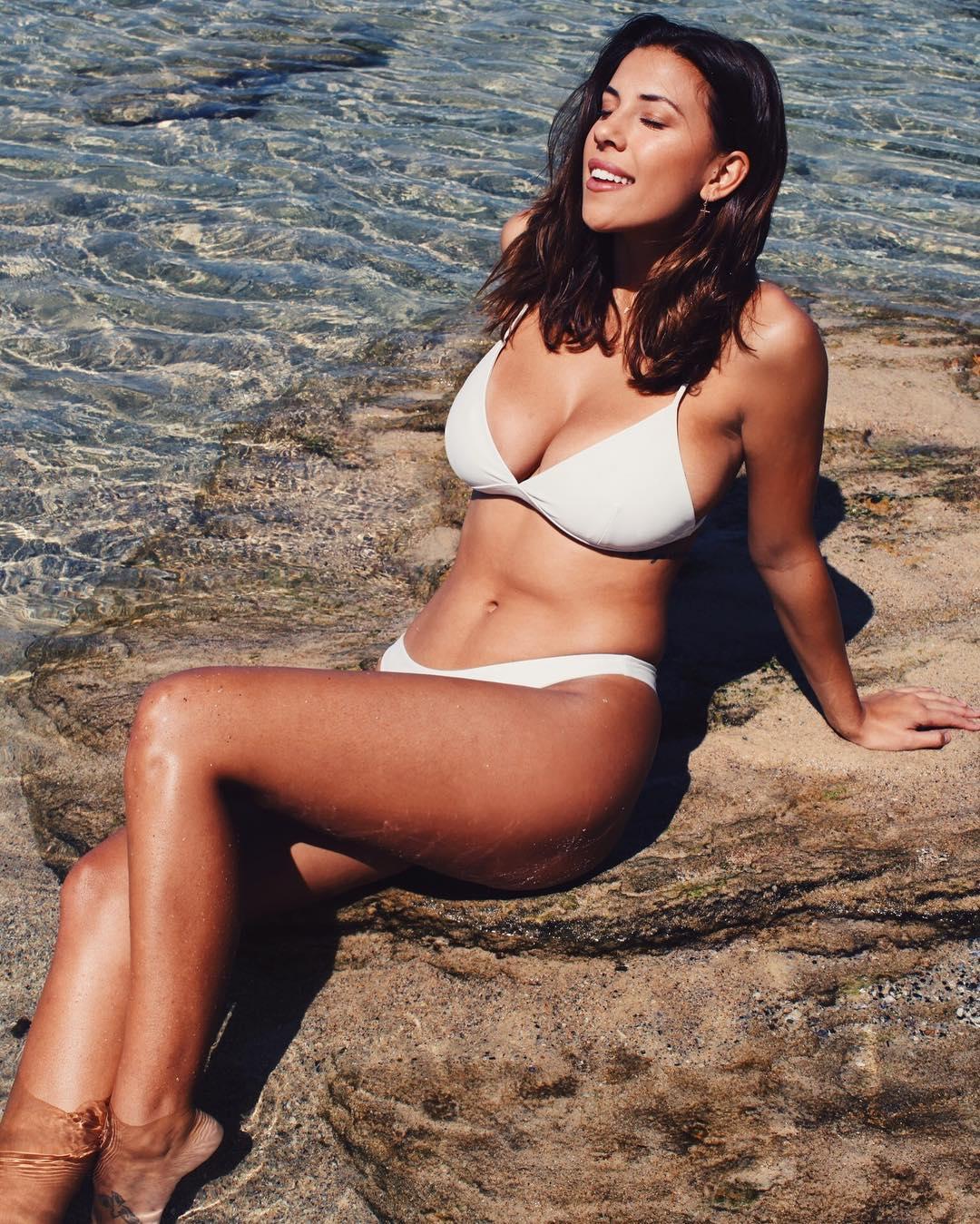 Devin Brugman in Bikini - Instagram