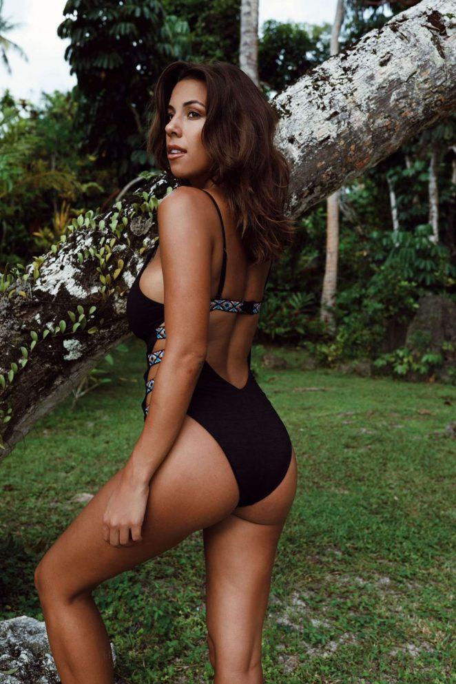 Devin Brugman in Bikini