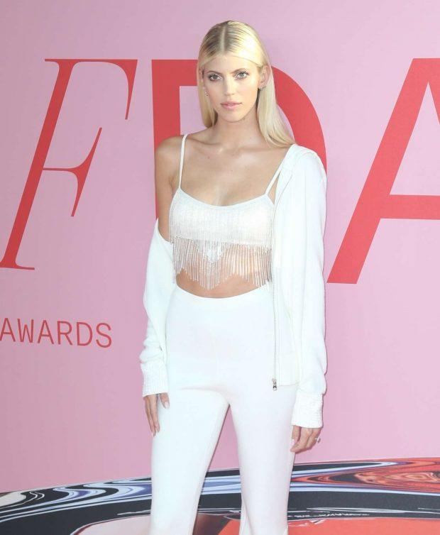 Devon Windsor - 2019 CFDA Fashion Awards in NYC