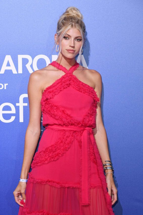 Devon Windsor - 2019 UNICEF Summer Gala - Porto Cervo
