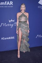 Devon Windsor - 22nd annual amfAR Gala Benefit for AIDS Research in NYC