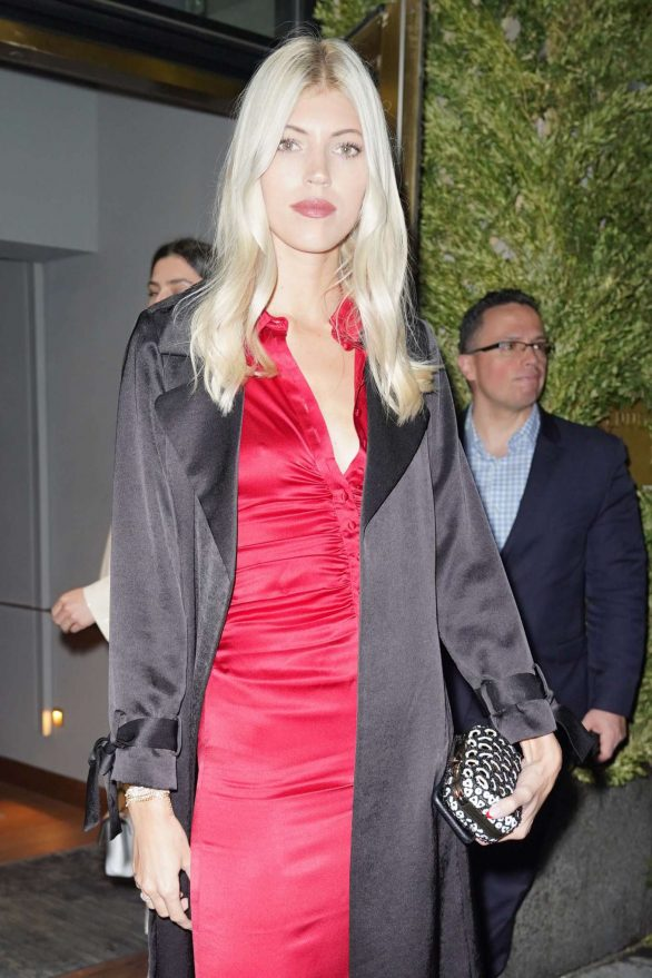 Devon Windsor - Arrives for the L'Avenue at Saks First Anniversary Event in NYC