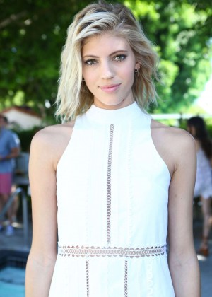 Devon Windsor - CFDA and PopSugar Brunch at Coachella 2016 in Palm Springs
