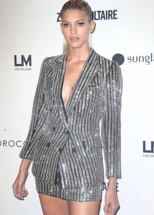 Devon Windsor - Daily Front Row's 2018 Fashion Media Awards in New York