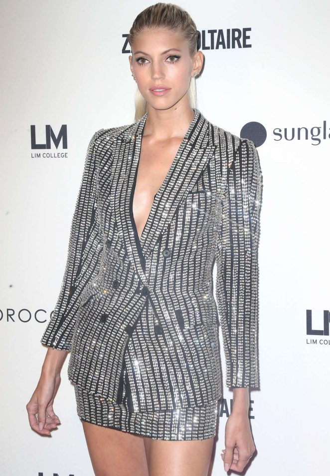 Devon Windsor – Daily Front Row's 2018 Fashion Media Awards in New York
