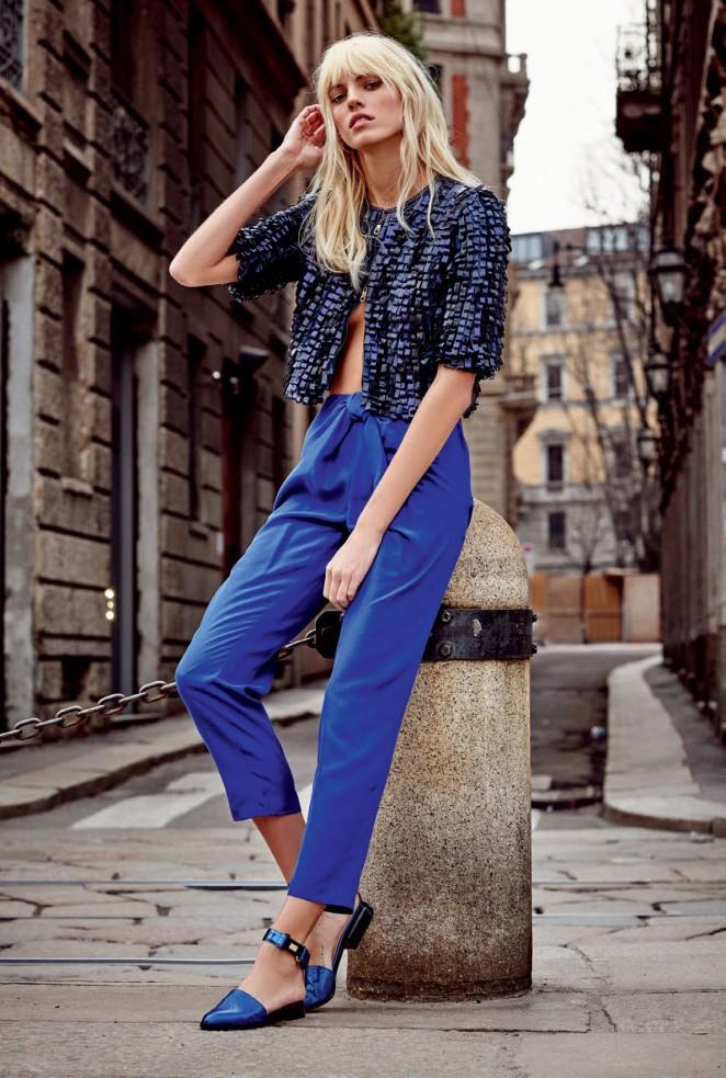 Devon Windsor: Elle Brazil 2015 -10