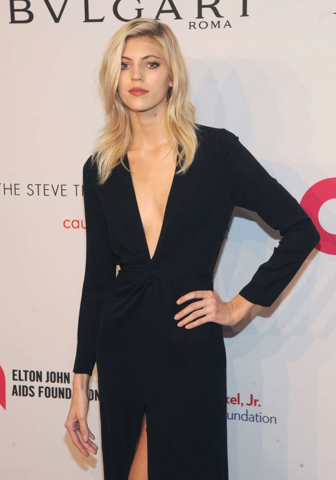 Devon Windsor – Elton John AIDS Foundation Gala in New York