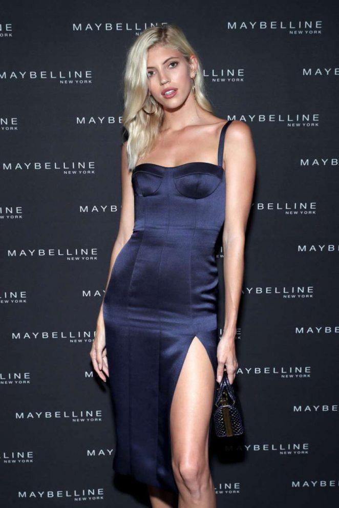 Devon Windsor - Maybelline x New York Fashion Week XIX Party in NYC