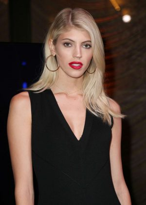 Devon Windsor - Stuart Weitzman FW18 Presentation and Cocktail Party in NY