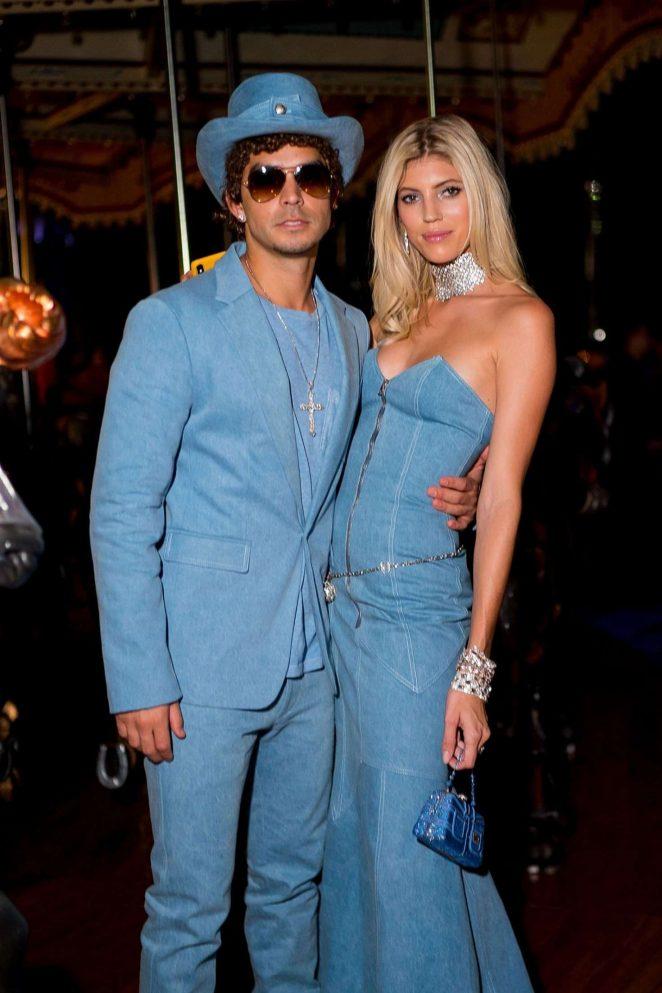 Devon Windsor – V Magazine Halloween Party presented by Chanel in Brooklyn