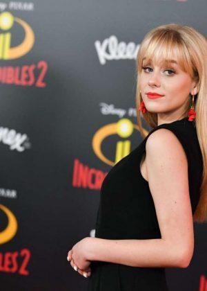 Devore Ledridge - Incredibels 2 Premiere In Hollywood