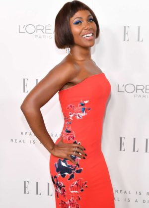 DeWanda Wise - ELLE's 24th Annual Women in Hollywood Celebration in LA