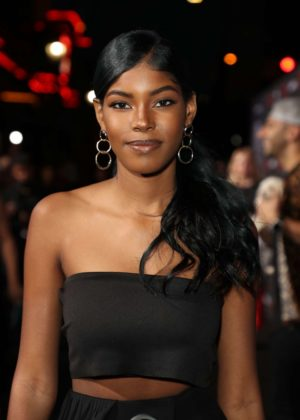 Diamond White - 'Boo 2! A Madea Halloween' Premiere in Los Angeles