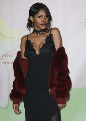 Diamond White - Too Faced's Sweet Peach Launch Party in West Hollywood